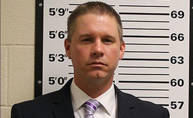 Luke Strommen (Valley County jail booking photo)