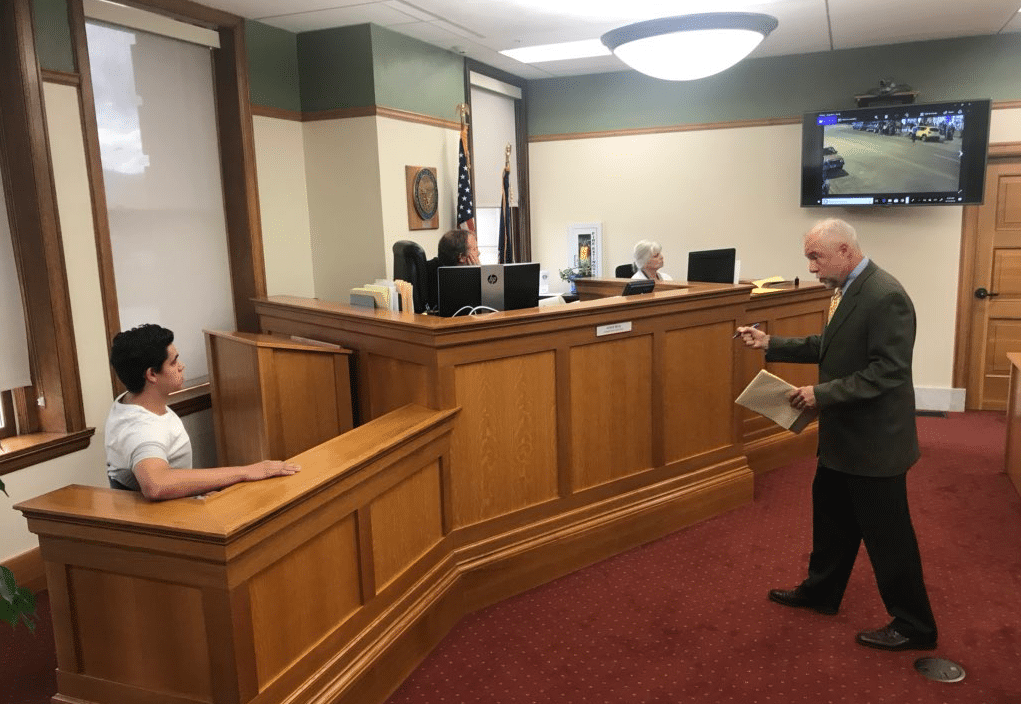 Calhoun Court Exam