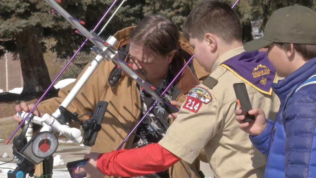 "Hundreds of Scouts in Helena for ""Merit Badge University"""