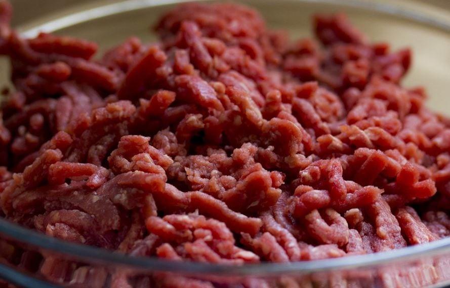 Ground beef recall