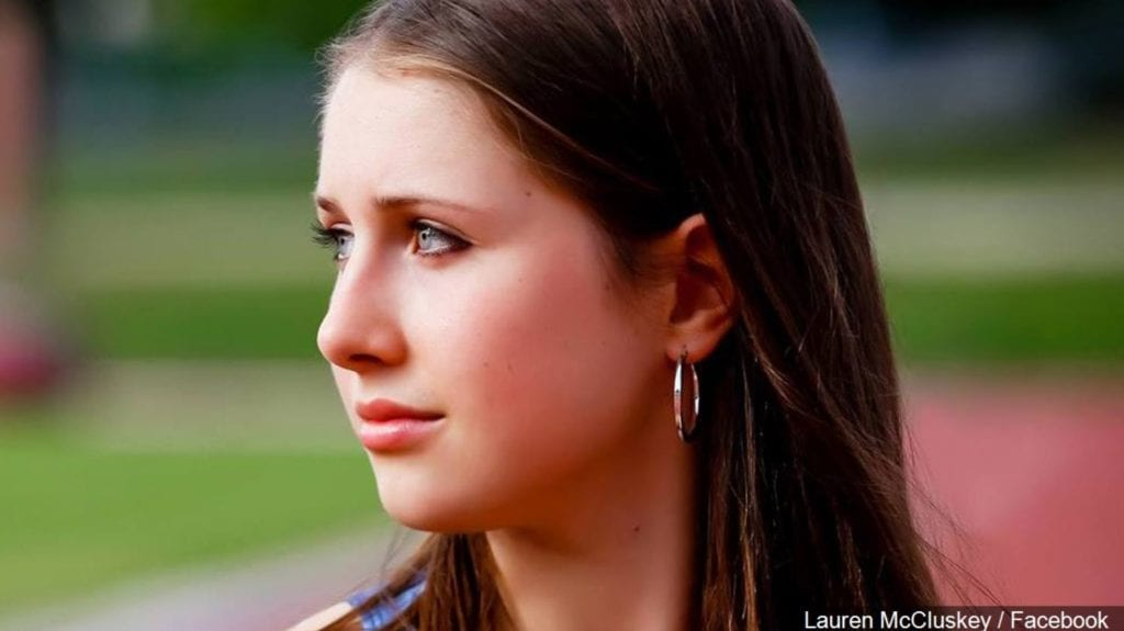 Lauren McCluskey