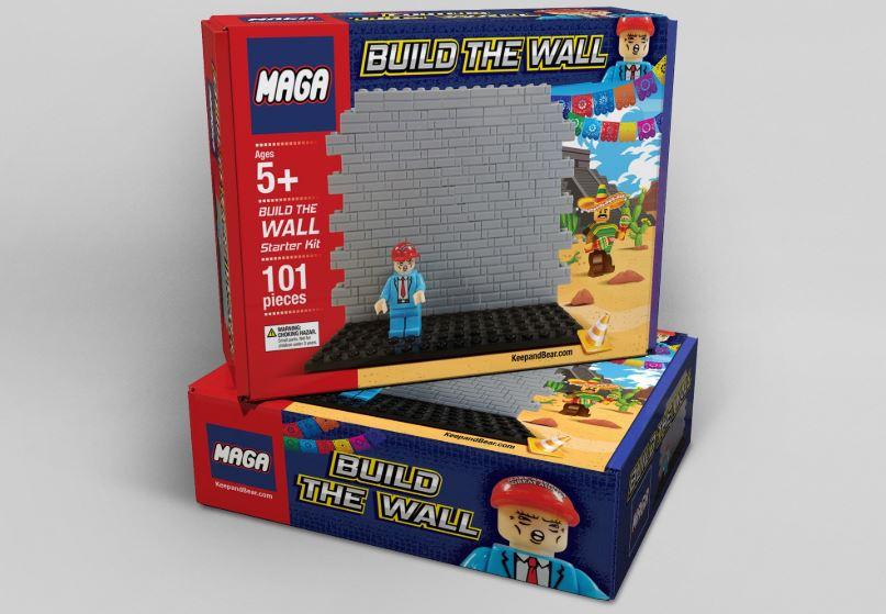MAGA Wall toy
