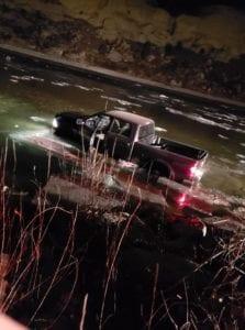 pickup-in-river