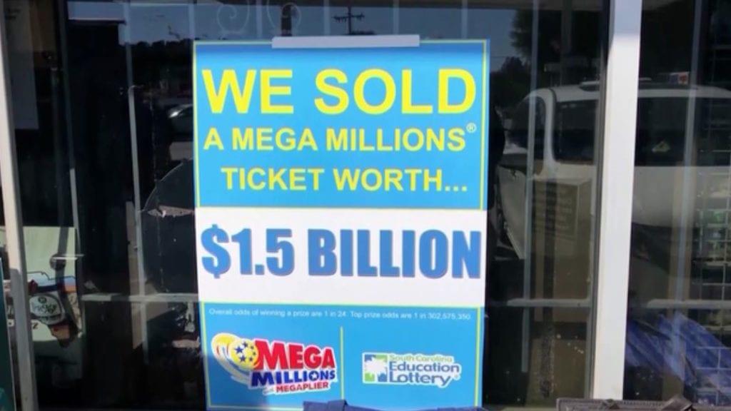 Mega Millions winner comes forward to claim $1 5 billion jackpot in