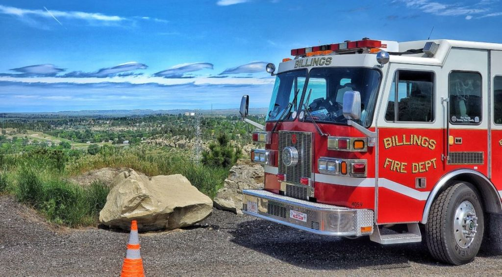 Caught on Camera: Billings firefighters capture curious clouds