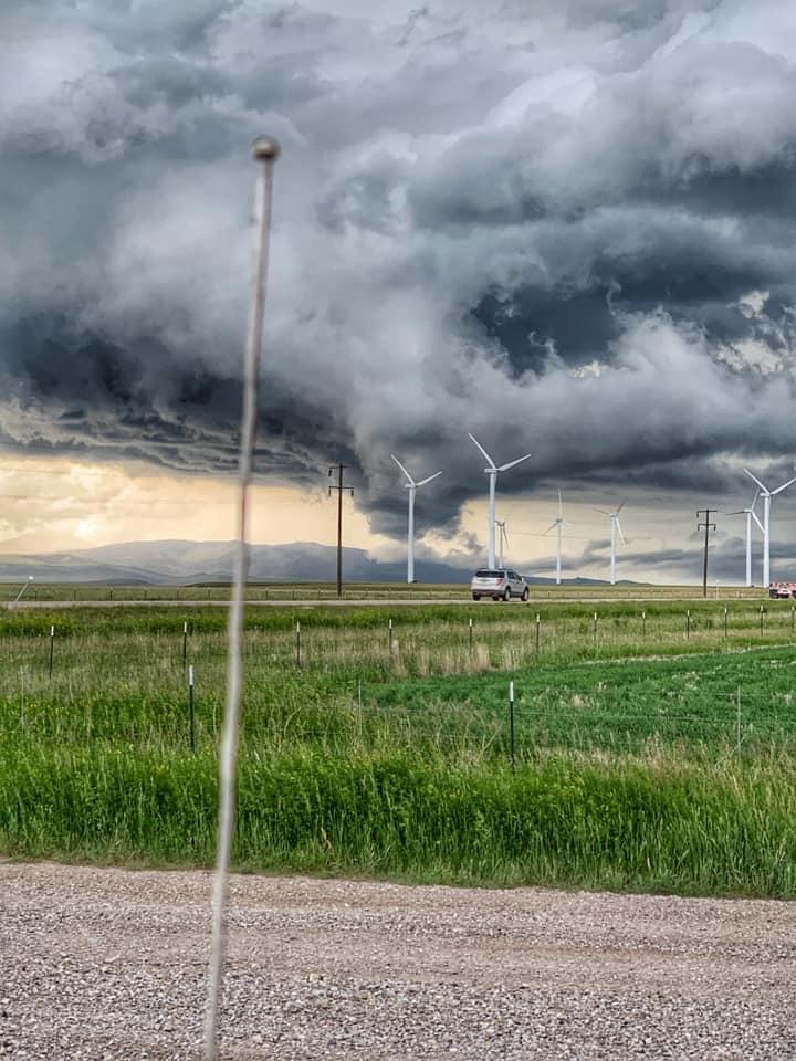 wheatland county tornado
